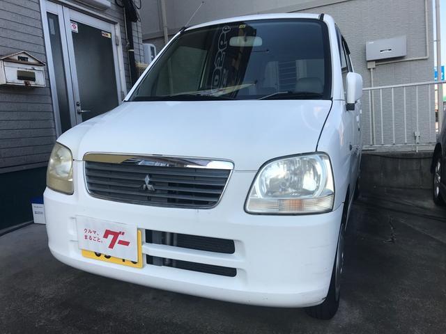 三菱  TV ナビ 軽自動車 ホワイト AT AC