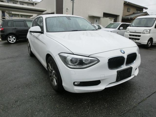 BMW 116i キセノン 社外16AW 禁煙車