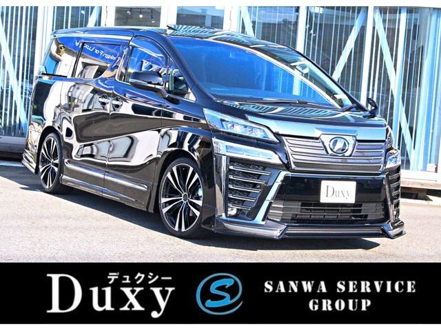 トヨタ 2.5Z 新車 魔裟斗モデル 20インチ LD サンルーフ