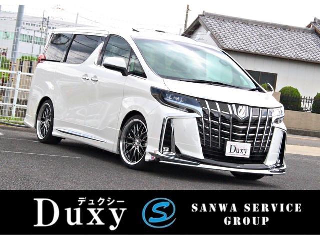トヨタ 2.5Sサンルーフ モデリスタ 20AW ローダウン DPA