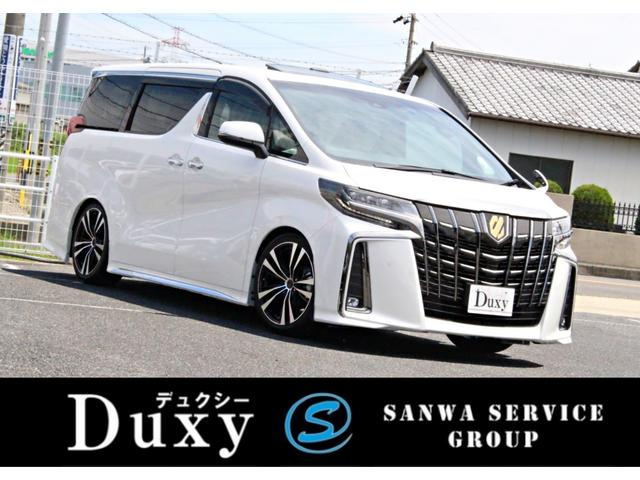 トヨタ 2.5S TG サンルーフ LD 20AW デジタルミラー