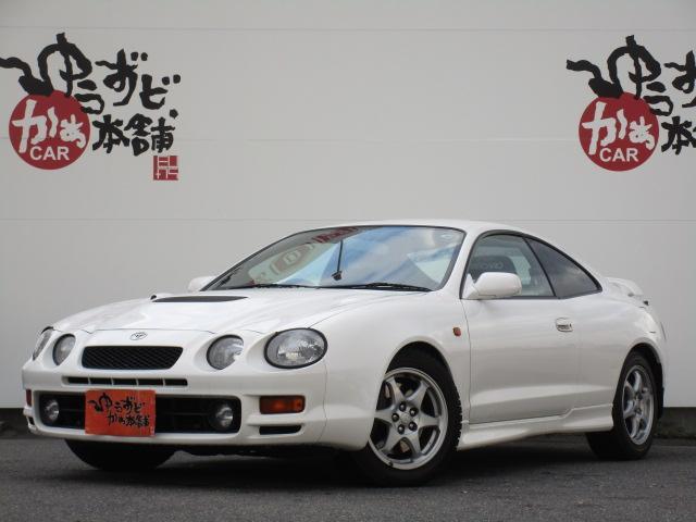 トヨタ GT-FOUR ローダウン キーレス 社外オーディオ ETC