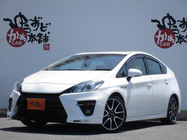 トヨタ SツーリングセレG's ワンオーナー フルセグ 専用18AW