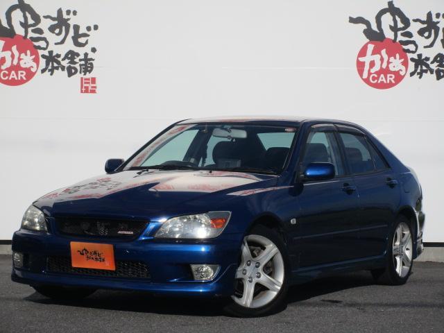 トヨタ RS200Zエディ キーレス 6速MT 純正エアロ ETC