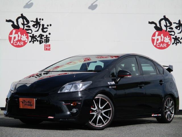 トヨタ SツーリングG's TEIN車高調 柿本マフラ 専用18AW