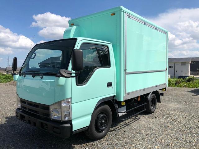 いすゞ エルフトラック  キッチンカー フードトラック ケータリングカー 8ナンバー AT