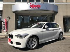 BMW116i Mスポーツ 禁煙車 純正ナビ キセノンヘッド
