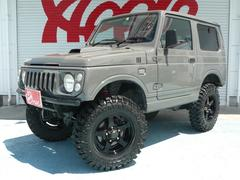 ジムニーXC リフトアップ 16インチアルミ 5速MT 4WD