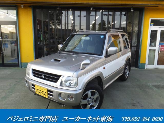 三菱 アニバーサリーリミテッドVR 4WDターボ ルーフレール
