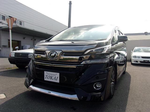 トヨタ 3.5VLフルオプション 白革シート ツインナビ 新品タイヤ