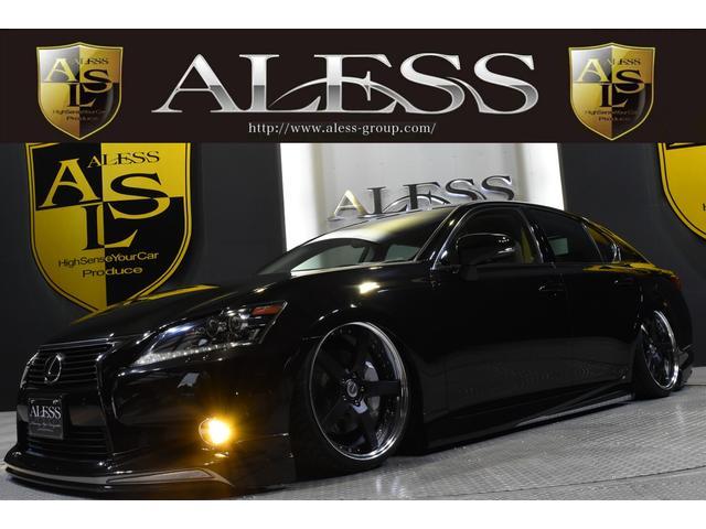レクサス GS350 verL エアサス 新品グノーシス フルエアロ