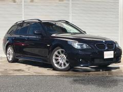 BMW525iツーリング Mスポーツパッケージ 純正ナビ ETC