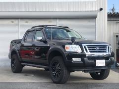 フォード エクスプローラースポーツトラックXLT 4WD リフトUP 4WD 社外マフラー&AW