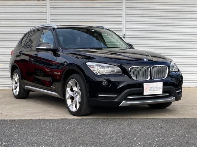 BMW X1 sDrive 20i xライン レザーシート TVナビ オートライトシステム ステアリングスイッチ スマートキー Bluetooth接続