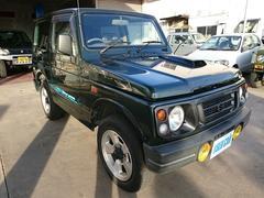 ジムニーJA22 ワイルドウインド オリジナルノーマル車 AT車