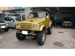ジムニーワイルドウインド 4WD 5速MT JA11 全塗装