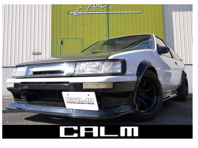 トヨタ GTAPEX2名乗 ワタナベマグネシウム カーボンB 車高調