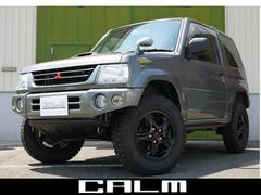 パジェロミニVR 4WDターボ 5速MT リフトアップ 新品背面タイヤ