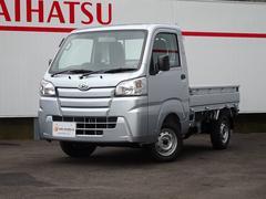 ハイゼットトラックスタンダード 4WD エアコン パワステ 届出済み未使用車