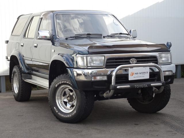 トヨタ ハイラックスサーフ SSR-G ワイド
