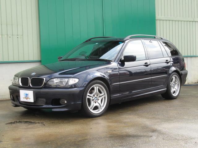 BMW 3シリーズ 318iツーリング Mスポーツパッケージ