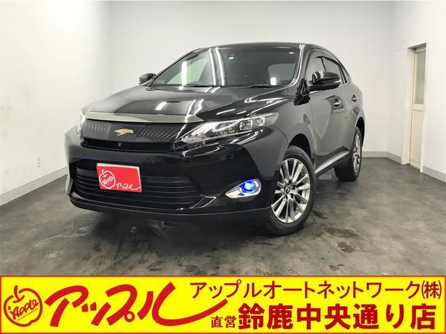 「トヨタ」「ハリアー」「SUV・クロカン」「三重県」の中古車