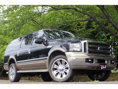 フォード エクスカージョンLTD4WD22インチホイール ナビ リヤモニター