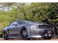 フォード マスタングGTエレノアコンバーチブル カスタムレザー22レクサーニ