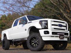 フォード F−250F250ラリアットパワーストロークディーゼル4WD6リフト