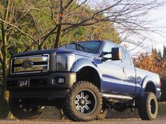 フォード F−250スーパーデューティ4WD 6インチリフト