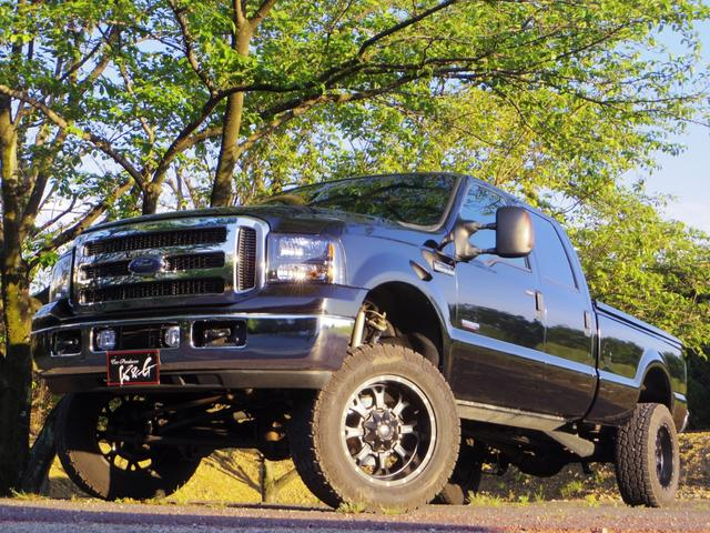 フォード 6.0 ディーゼル 4WD ラリアット