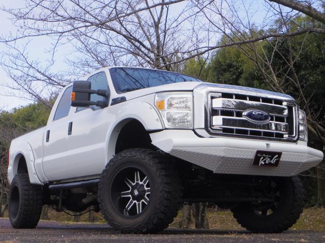 フォード 6.7ターボディーゼル 4WD ロングベッド