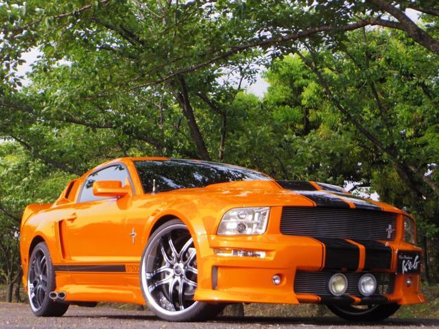 フォード V6 エレノアカスタム 22アルミ