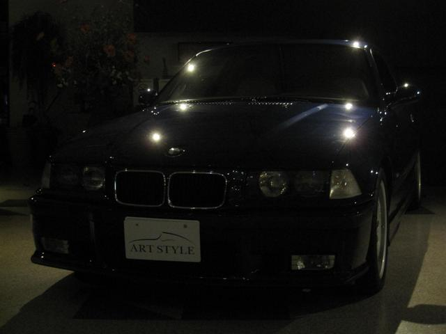 BMW M3クーペ サンルーフ グレー革シート