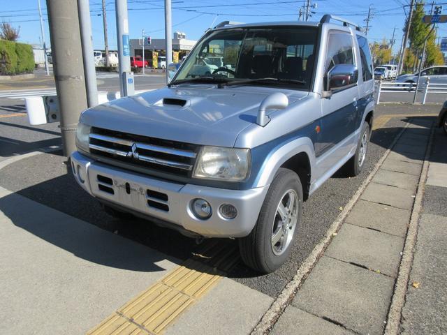 三菱 リミテッドエディションVR4WD ターボ キーレス 1オーナ