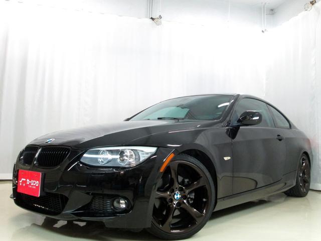 BMW 3シリーズ 328i 新車並行輸入 左ハンドル サンルーフ 黒グリル純正OPパフォーマンスグリル FバンパーMスポーツ HIDフォグ 足回りMスポーツ仕様 ホイール茶色にペイント テールUS仕様 FサイドマーカーUS仕様