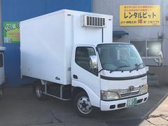 ダイナトラック冷蔵冷凍車 デンソー冷凍機 2t
