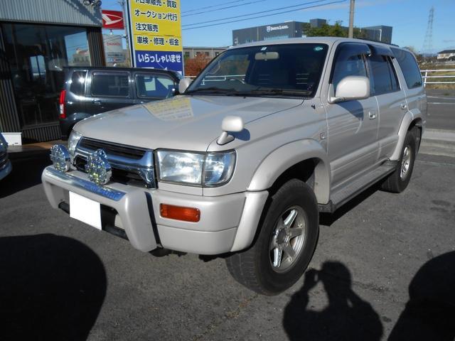 トヨタ SSR-V ワイド