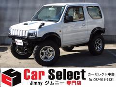ジムニーXG 4WD 3インチリフトアップ