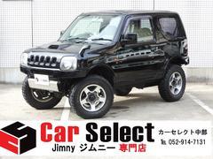 ジムニーXL ターボ 4WD リフトアップ