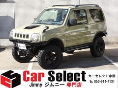 ジムニーKANSAI 4WD ターボ 新品部品3インチリフトアップ