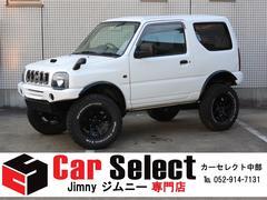 ジムニーXL 4WD ターボ リフトアップ