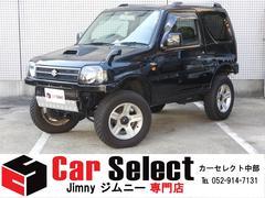 ジムニーワイルドウインド 4WD 新品3インチリフトアップキット