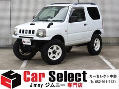 ジムニーXC 4WD ターボ 新品部品3インチリフトアップ