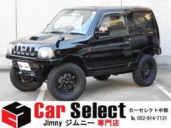 ジムニーワイルドウインド 4WD ターボ 2インチリフトアップ