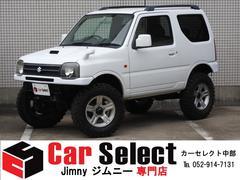 ジムニーXC ターボ 4WD 新品部品3インチリフトアップ