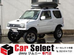 ジムニーXC 5MT ターボ 4WD 新品部品3インチリフトアップ