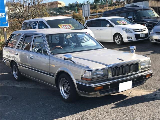 セドリックバン(日産) カスタムDX 中古車画像