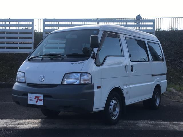 マツダ DX リヤタイヤW小タイヤ バックカメラ ハイルーフ
