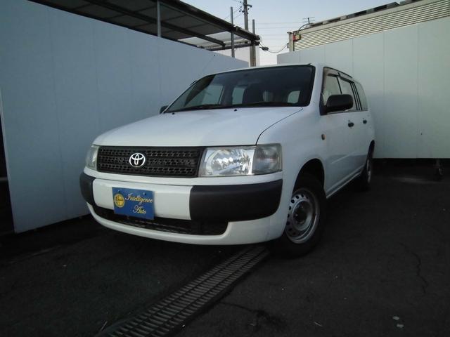 トヨタ プロボックスバン DX ETC・ナビ